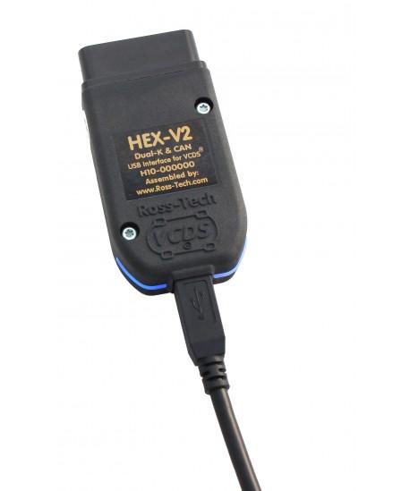 ROSS-TECH HEX-V2  3 VIN  pour groupe VAG (1990 à 2017+)