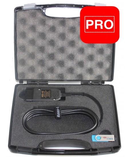 Kit Pro USB : HEX-V2 PRO + Mallette sur mesure + Clé USB
