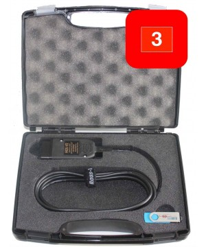 Kit Enthousiasme 3 VIN USB : HEX-V2 3 VIN + Mallette sur mesure + Clé USB
