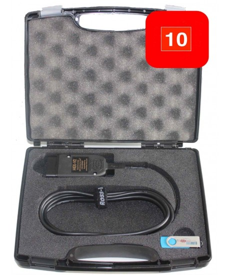 Kit Enthousiasme 10 VIN USB : HEX-V2 10 VIN + Mallette sur mesure + Clé USB