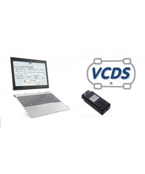 Tablette PC LENOVO pour groupe VAG (1990 à 2017)