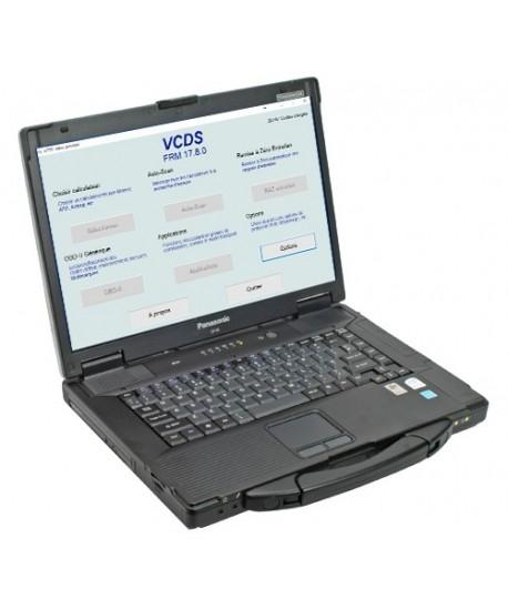 Panasonic CF-53  HEX V2 VCDS pour groupe VAG (1990 à 2019+)