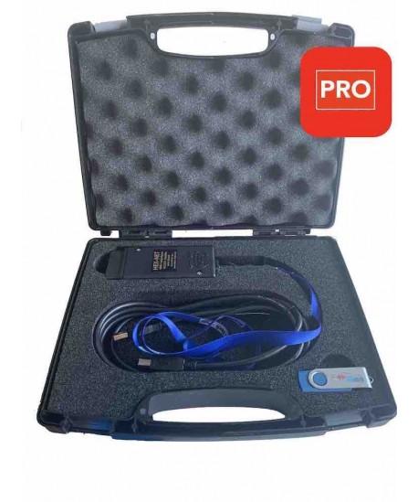 Kit Pro WIFI+USB : HEX-NET PRO + Mallette sur mesure + Clé USB