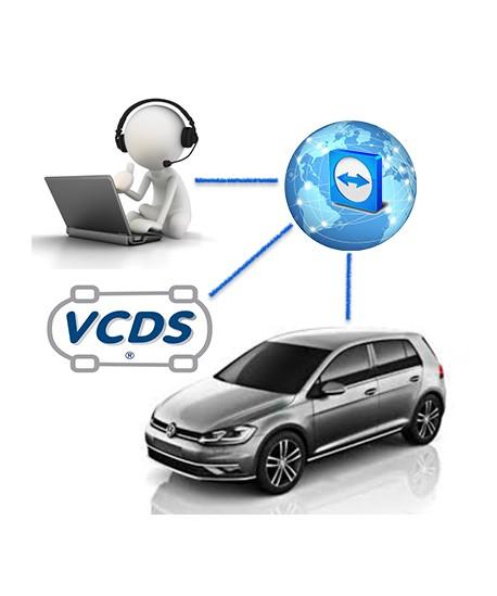 Forfait activation 1 seule option via VCDS